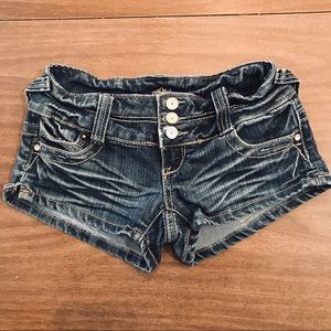 Almost Famous Jean Shorts 💎